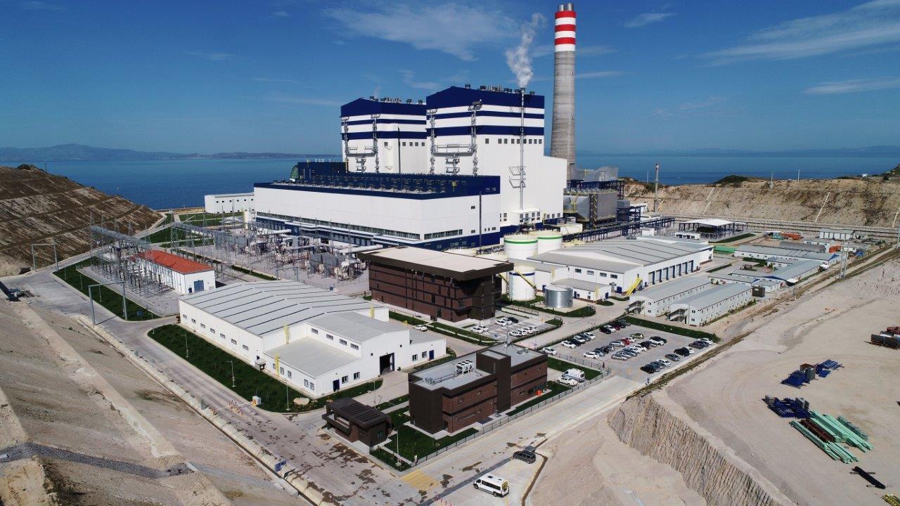 Parneix: Yerli Kömürle Düşük Emisyon Mümkün